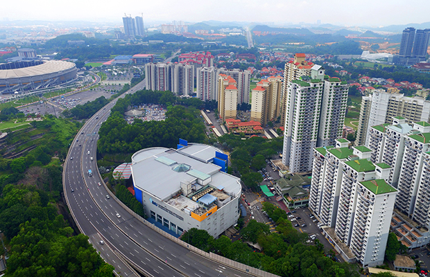Bukit Jalil witnessed rapid development