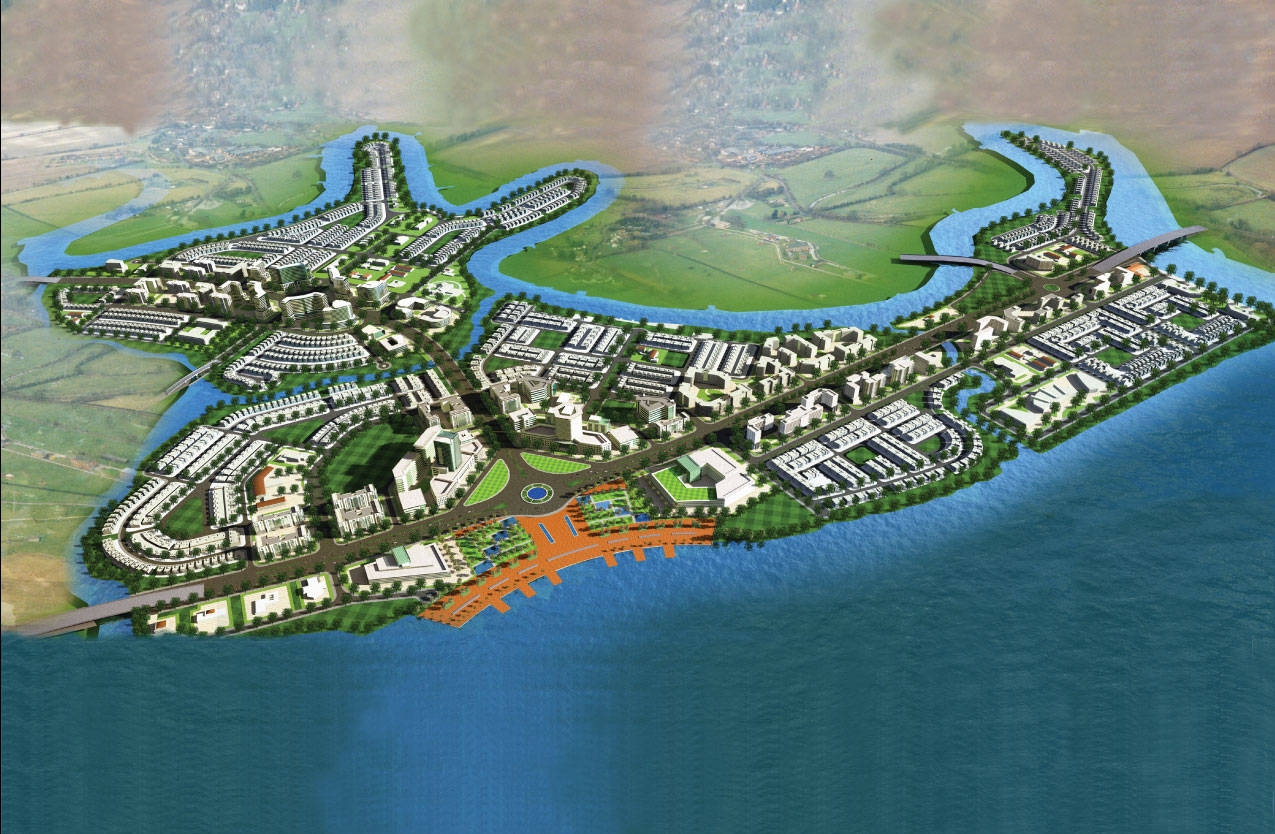 Keppel divests 70% interest in Dong Nai Waterfront City for $136 mil