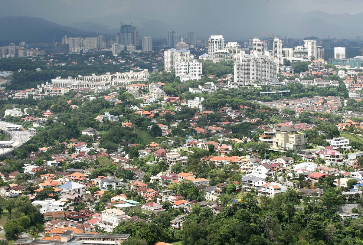 Home prices in Kuala Lumpur 'contract three quarters in a row': Report