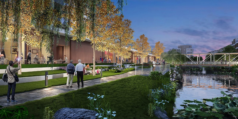 Lendlease unveils first senior living development in China