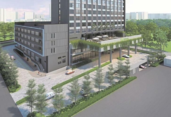 IHG eyes 10 new hotels in 5 years