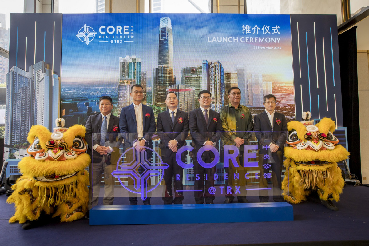China's CCCG launches first project in Malaysia