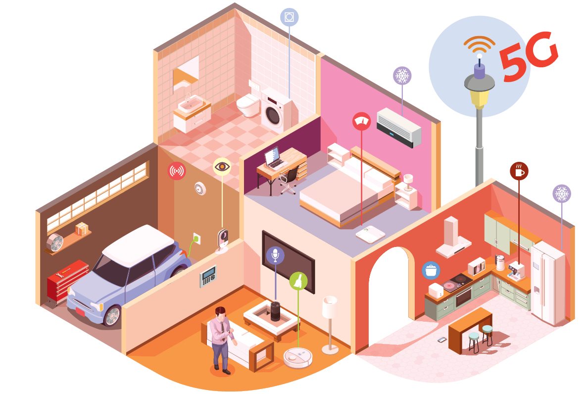What 5G means to you and your home