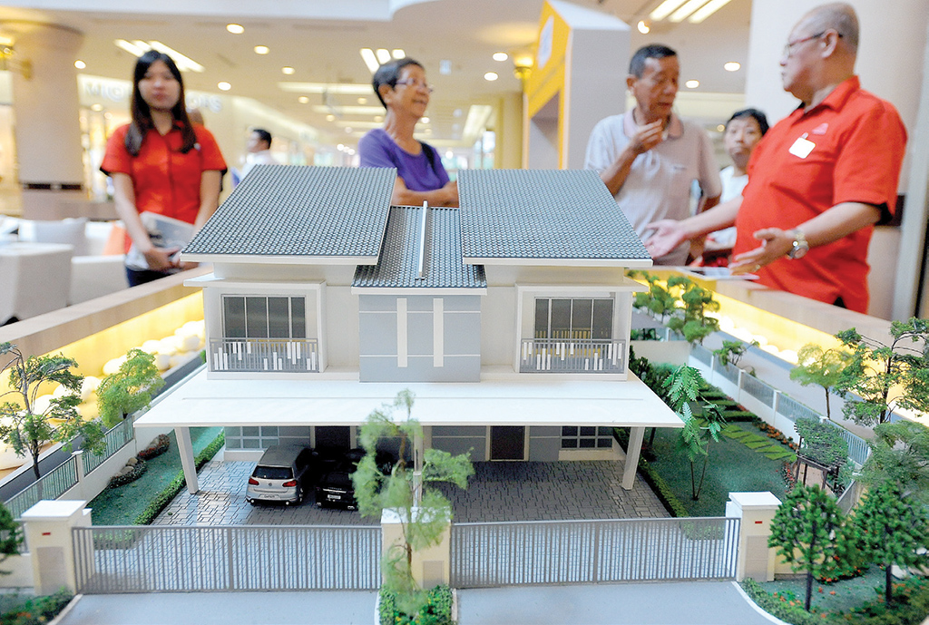 Johor property heading for another dip