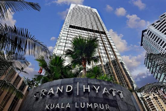 Hyatt Hotels Corp building its presence in Malaysia
