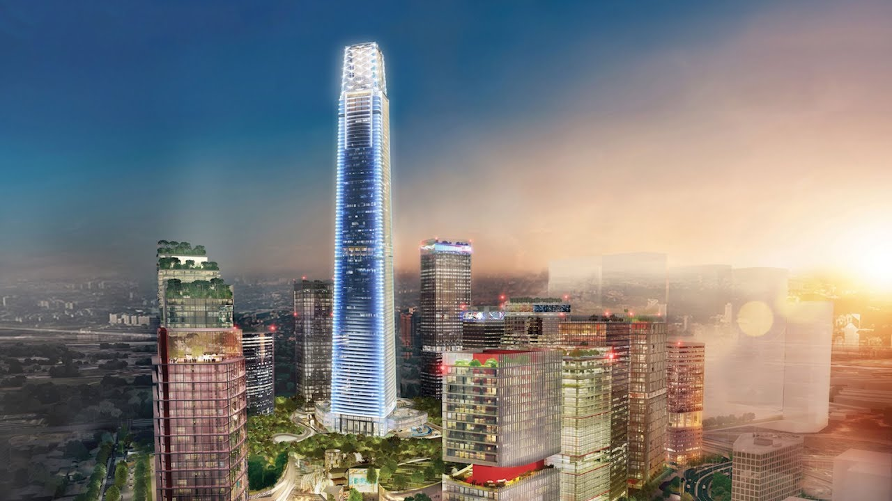 Lendlease reaches 50% of TRX mall lease, targets 90% by end-2021