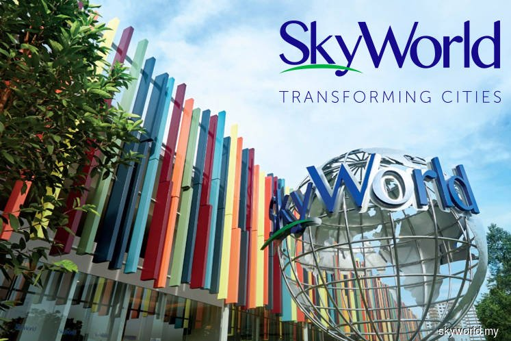 SkyWorld gives sky living new meaning with latest residence