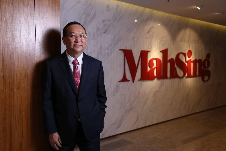 Mah Sing Sets Sales Target Of RM1.6bil This Year