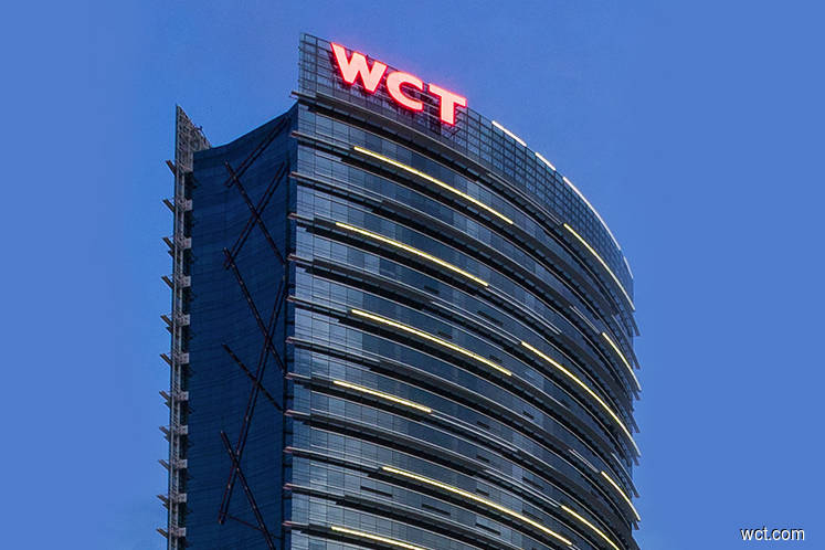 (English) WCT Bhd secures RM1.2b job from Jendela Mayang