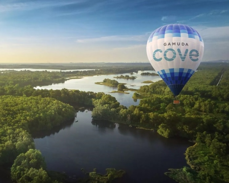 Gamuda Cove's 50-acres Discovery Park opening in 2019