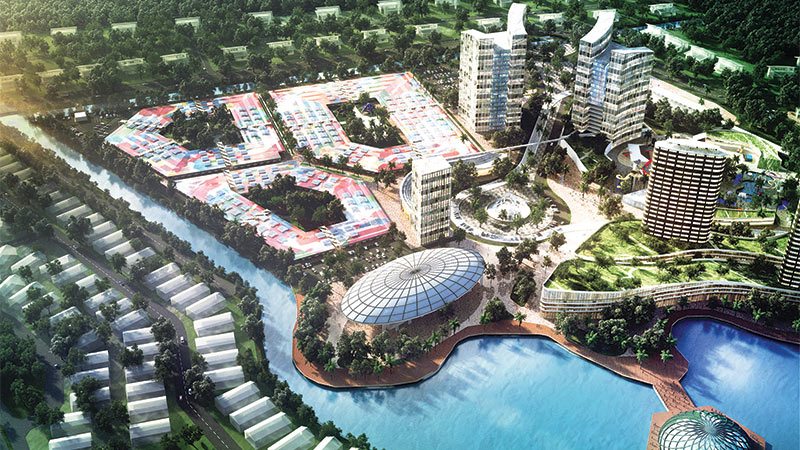 Meda Inc planning 600-acre tourism city in Melaka