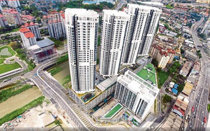 MRCB's 9 Seputeh aims to rejuvenate Jln Klang Lama