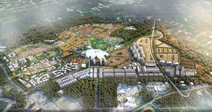 Kota Seri Langat township: Speeding up growth