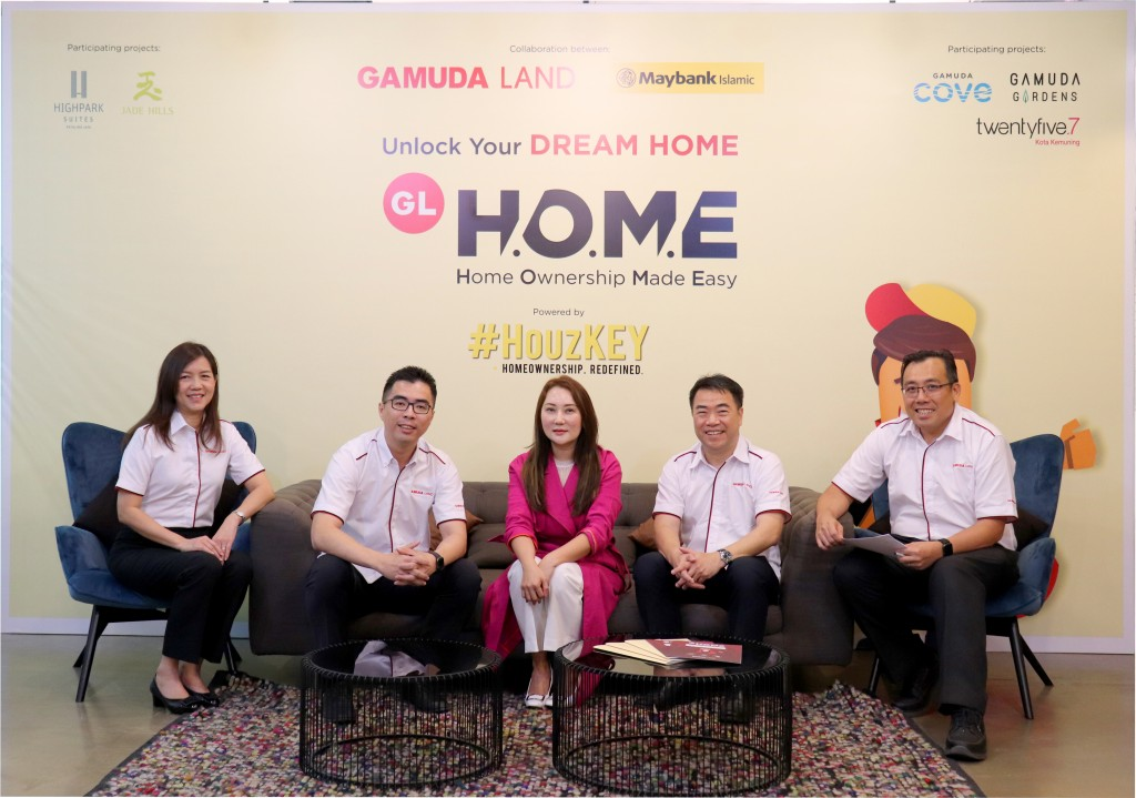 Gamuda Land And Maybank Team Up To Enhance GL HOME With HouzKEY