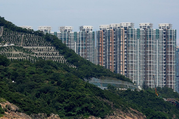 Hong Kong home prices rise for fifth straight month in May
