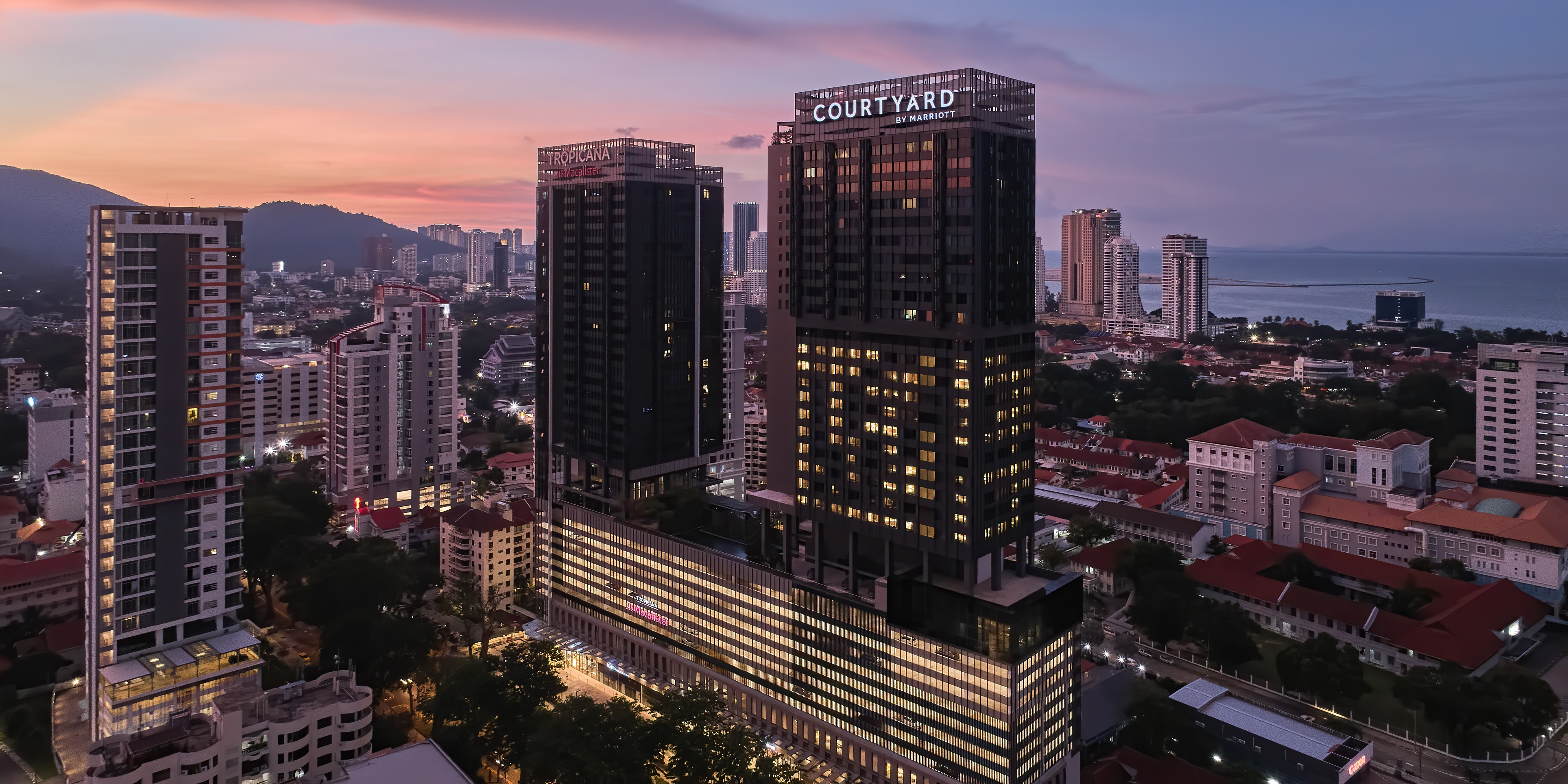 Marriott International is expanding in Malaysia; to open two new hotels this year