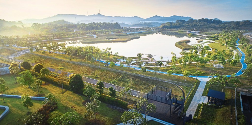 Nature-Inspired Erama – A Green Haven For Families