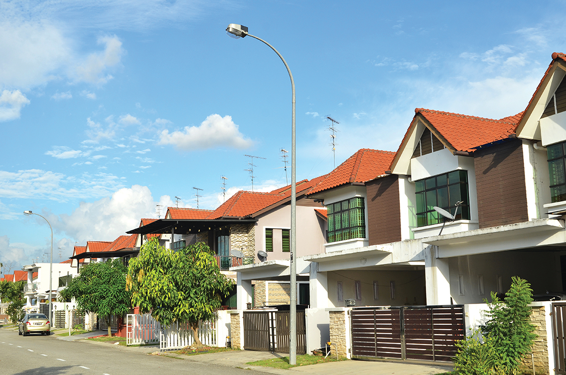 Demand for subsale terrace houses up 29% in H1, driven by work-from-home